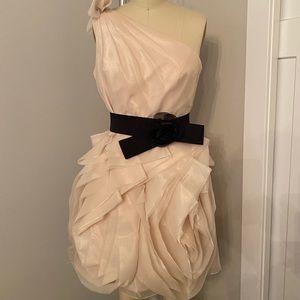 Vera Wang White for David's Bridal dress